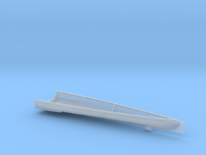 HMAS Vampire 1/350 Lower Forward Hull in Smoothest Fine Detail Plastic
