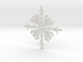 Shipflake #1 in White Natural Versatile Plastic