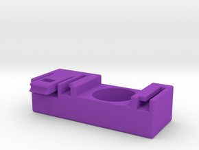 Di2 Junction 'A' Screw On Clip in Purple Processed Versatile Plastic