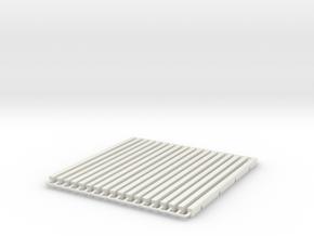 WUS Platform Longitudinal in White Strong & Flexible