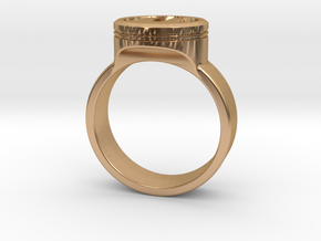 MOPAR Driver Ring - Size 22.2mm ID in Polished Bronze