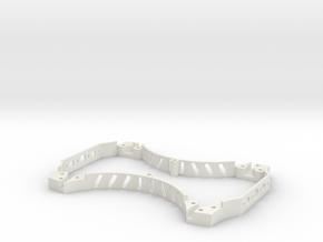 MB Epic Mini 280 Spacer Cage in White Natural Versatile Plastic