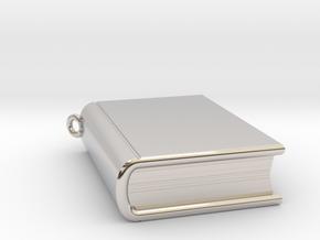 Book Nibbler - Custom in Platinum