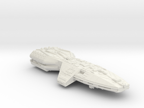 Gunstar ll in White Strong & Flexible