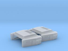EMD Extended Range Dynamic Brake (N - 1:160)(IMRC) in Smoothest Fine Detail Plastic