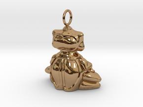 BBUDA STL in Polished Brass