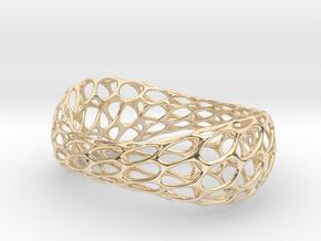 Bracelet Stl in 14k Gold Plated Brass