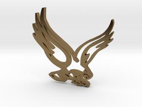 BHS Hawk in Polished Bronze