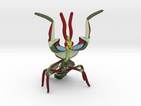 Devil Flower Mantis in Full Color Sandstone