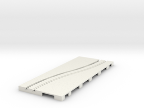 P-65stp-road-right-exch-145r-75-pl-1b in White Natural Versatile Plastic
