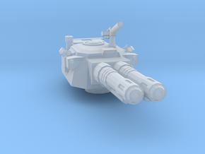 A3 Mk4 Destroyer Turret 1/144 in Smooth Fine Detail Plastic
