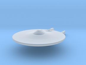 1/5000 Destroyer Jenghiz  in Smoothest Fine Detail Plastic