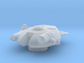 15mm Alien Tank - Turret in Smooth Fine Detail Plastic