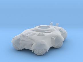 15mm Alien Tank - Body in Smooth Fine Detail Plastic
