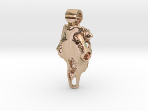 Boss Taurus in 14k Rose Gold Plated Brass
