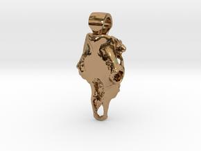 Boss Taurus in Polished Brass