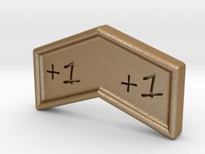 MTG Premium Counter in Matte Gold Steel