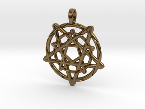 STAR BLAZER in Polished Bronze