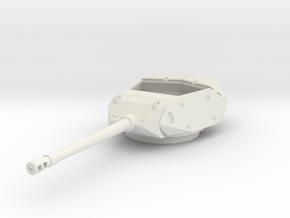DW04 M10 Achilles Turret in White Natural Versatile Plastic