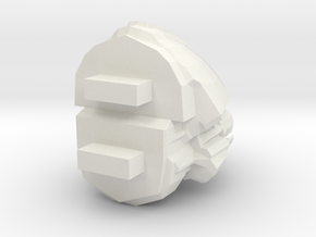 Legion - 005 Engine - 02 Fuel Catalyst in White Natural Versatile Plastic