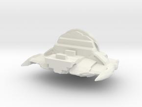 Legion - 004 Back - 02 Assault Optimization in White Natural Versatile Plastic