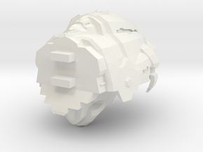 Legion - 003 Torso - 04 Supplemental Coolant Injec in White Natural Versatile Plastic