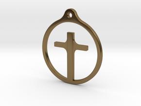J2 in Polished Bronze