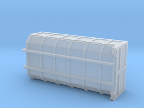15cu.m.roll Container 1-87 in Smooth Fine Detail Plastic