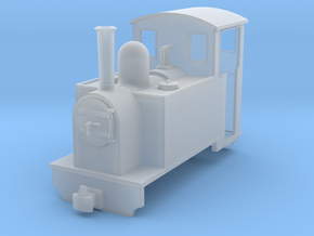 009 Small sidetank loco to fit Tsugawa TU-KOPPEL A in Frosted Ultra Detail