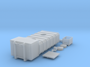 H0 1:87 AB-Wasser 10.000L in Smooth Fine Detail Plastic