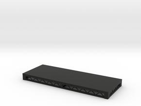 1:25 Platform 8x3 in Black Strong & Flexible
