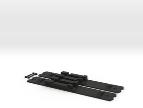 CTA 6000 Series Frames- Unpowered in Black Natural Versatile Plastic