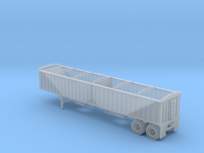 N-Scale CPS-Manac 40' Grain Trailer in Smoothest Fine Detail Plastic