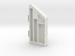 TRIANGLE BIKE Latch 2 in White Natural Versatile Plastic