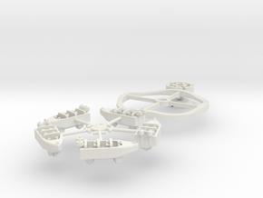 Hamptonboats2   in White Natural Versatile Plastic