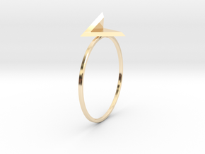kate in 14k Gold Plated Brass