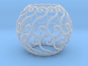 Celtic sphere (4,13)  v1.2 in Smooth Fine Detail Plastic