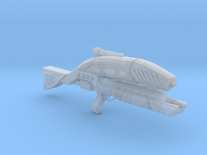 M8 Avenger Rifle in Smooth Fine Detail Plastic