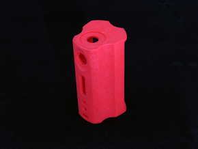 GALA Mod Front in Red Processed Versatile Plastic