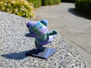 Teddy Bear - Big in Full Color Sandstone