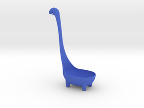 Ladle in Blue Processed Versatile Plastic