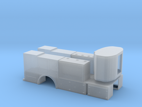 1/87th Fuel Lube Service Body in Smooth Fine Detail Plastic