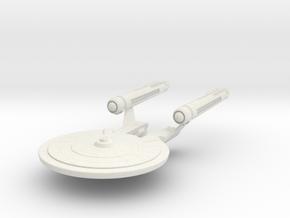 Phobos Class in White Natural Versatile Plastic