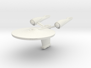 Parker Class Refit in White Strong & Flexible