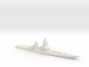 Project 23560E Shkval Destroyer, 1/2400 in White Natural Versatile Plastic
