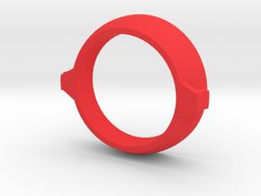 aee sd 21 - M58 in Red Processed Versatile Plastic