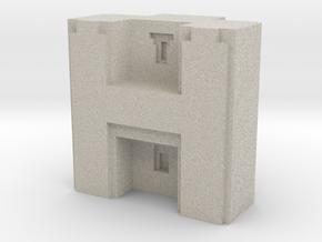 Puma Punku H-block 1,5cm in Natural Sandstone