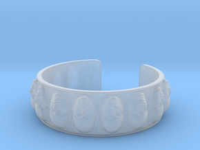 FACELET  in Smooth Fine Detail Plastic