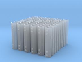 60 Dachschwellen 0f für Peco c.80 in Smoothest Fine Detail Plastic