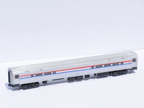 Amtrak Horizon Cafe V1 Doors in Smooth Fine Detail Plastic
